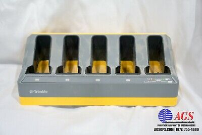 Trimble Battery Charger 5 Slot Multi-purpose