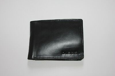 Diesel Mens Line Up Johnas I Card Holder Wallet X05260 PR860 H4832 Black Gray