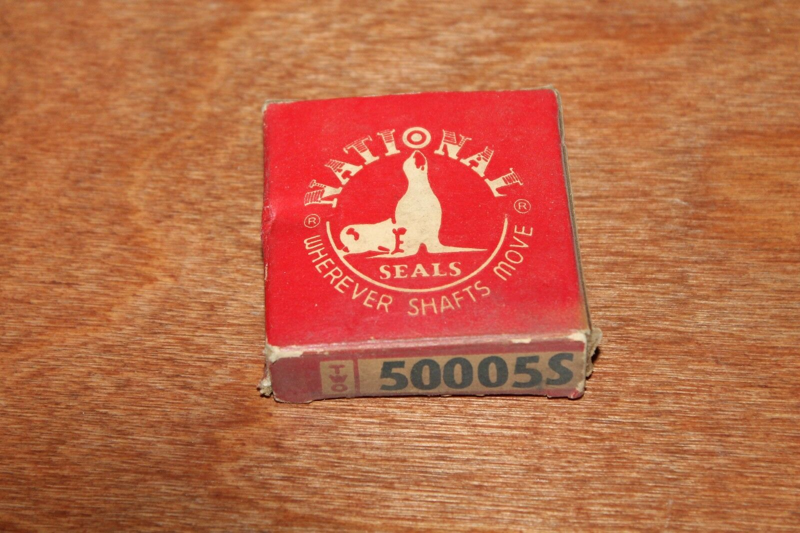 6 National Oil Seals 50005-S