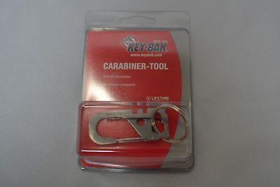 Key-bak Carabiner Tool
