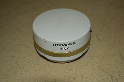 Olympus Dp70 Optical Ccd Microscope Camera