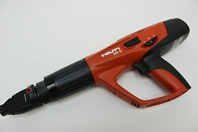 Hilti Dx 5 Powder Actuated Fastening Tool W X-5-460-f8 Attachment