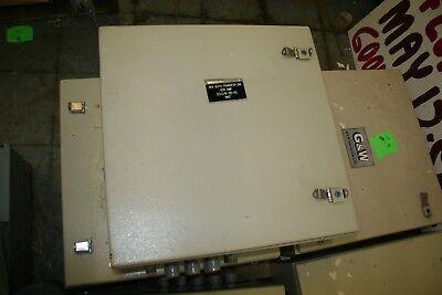 Gw Dacscan 5kv Auto Transfer Controller Switch 600 Amp 951-43 Gw 24x24x8