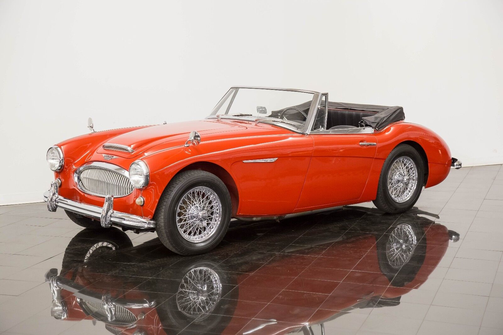 1963 Austin Healey 3000 Mark II BJ7 Convertible 1963 Austin Healey 3000 Mark II BJ7 Convertible