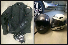 Motorbike Riding Gear Tully Cassowary Coast Preview