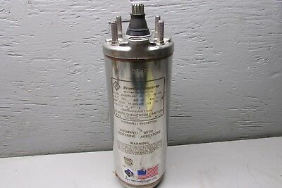Franklin Electric 2143054416 Submersible Motor 12 Hp 230v 3450 Rpm 4.8 Amps