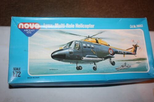 1:72  NOVO (Ex FROG)  Lynx Multi-Role Helicopter.
