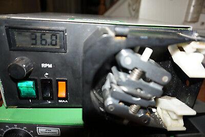 Watson Marlow 503s Peristaltic Pump Easy Load Drive Head Dose 503 U Pedal Foot