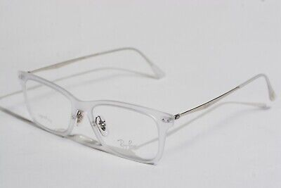 New Ray-Ban RB 7039 5452 LightRay Eyeglasses Frames Glasses Clear (Ray Ban Glasses Models)