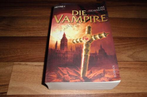 Kim Newman -- die VAMPIRE # 1 ANNO DRACULA // Paperback-Ausgabe 1. Aufl. 2009