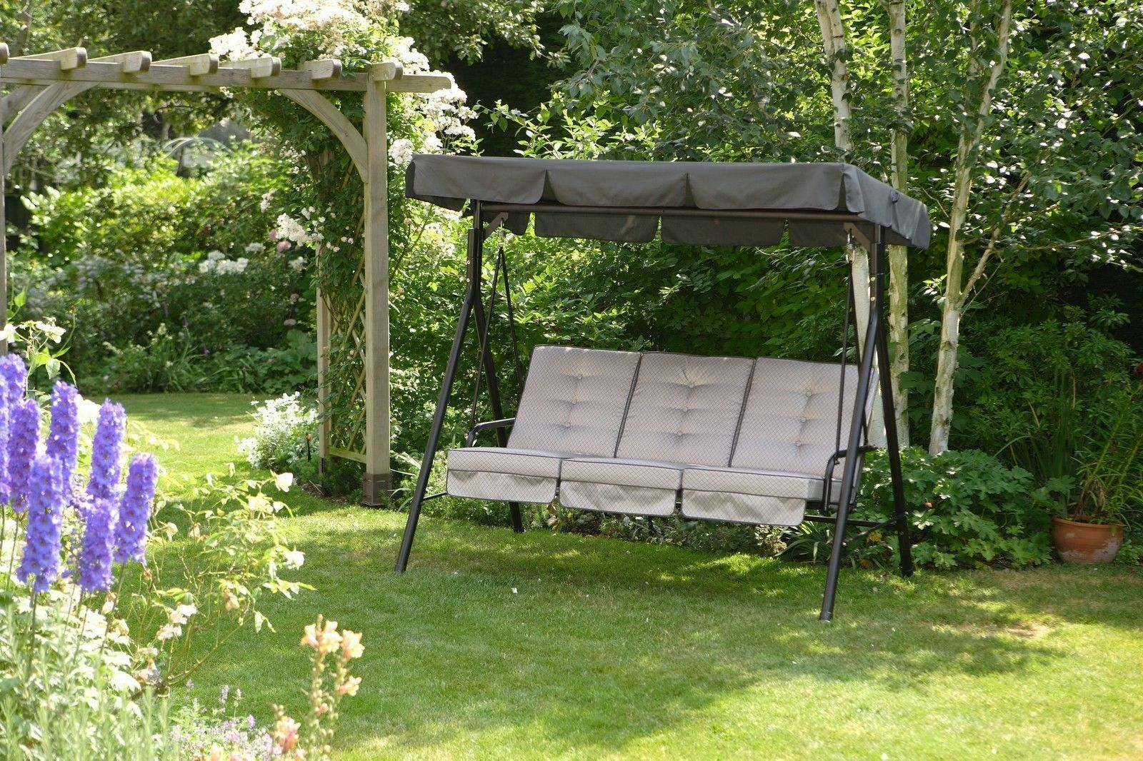 how to repair a canopy swing seat ebay