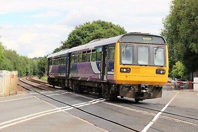 142022 Arriva Rail North 6x4 Quality British Rail Photo