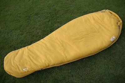 Mountain Hardwear Lamina Z Blaze -15 | Größe Regular | warmer Schlafsack