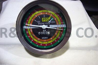Tachometer For Farmall Ih 706 806 1206 2706 21206 66748c1 Gasdiesel 388588r91
