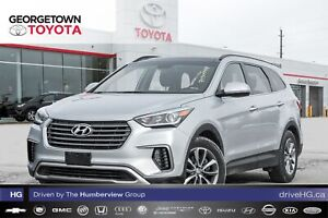 2018 Hyundai Santa Fe XL Limited|NAVIGATION|BACKUP CAM|PANO ROOF