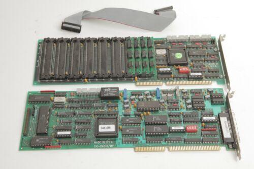 Measurement Computing CIO-DAS16/M1 / CIODAS16M1 with MEGA-FIFO buffer card ISA