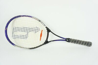 NEW NEW PRINCE REACT TITANIUM LONGBODY M GRIP TENNIS RACKET