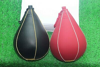"Everlast Boxing Elite Leather Speed Bag - Large (7"" x 10"") - Free Shipping"