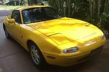 1991 Mazda MX-5 Convertible Driver Palmerston Area Preview