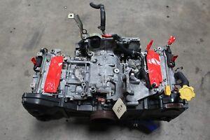 JDM EJ205 SUBARU IMPREZA WRX 02 03 04 05 EJ20T TURBO ENGINE LONG BLOCK