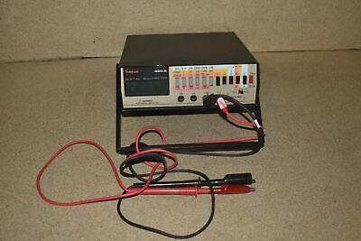 Simpson Model 460-6 True Rms Digital Multimeter Gs87