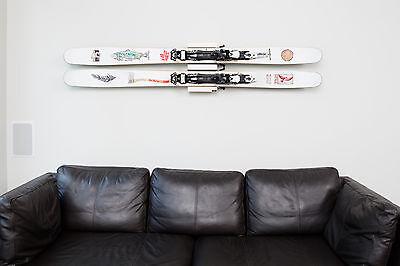 Clipboart® - FIXIE Wandhalterung Wandhalter Halter Freeride Ski Breite 66-128mm