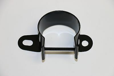Black GM Chevy Stand Up Style Coil Mount Bracket Chevy 283 327 350 454 SBC BBC