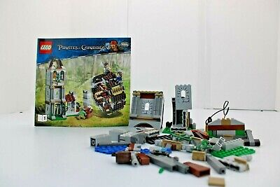 LEGO Pirates of the Caribbean (4183) The Mill, Incomplete with manual