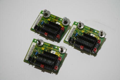 3 SIRONA CEREC 3 COMPACT MILLING BOARD INLAB DENTAL D3329