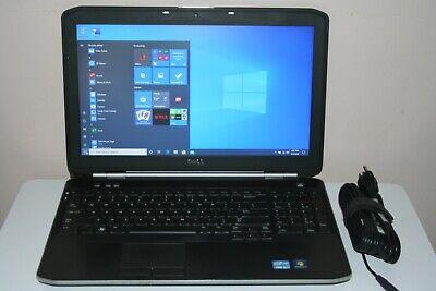 Dell Latitude E5520 15.6