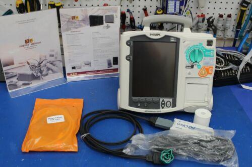 Philips Heartstart MRX Defibrillator M3535A Biomed Certified with Warranty