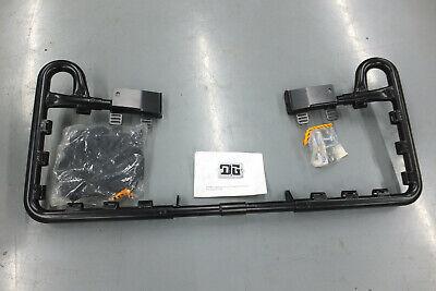 Kawasaki KFX700 V-Force,NEW DG FAT series alloy nerf bars,602-8250B,New in box