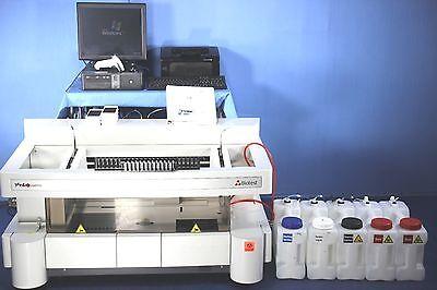 2009 Bio-rad Biorad Tango Optimo Automated Blood Bank Analyzer Biotest Warranty