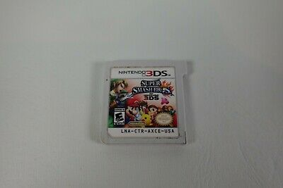 Super Smash Bros. (Nintendo 3DS, 2014) Cartridge Only