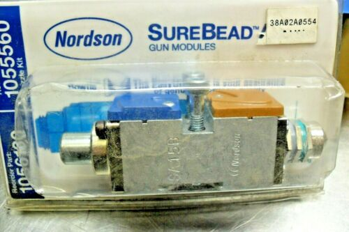 Nordson SureBead Gun Modules 1055560 Nozzle Kit NEW