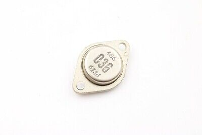 Vintage Ibm 036 Germanium Power Transistor Delco For Computer 7 Available