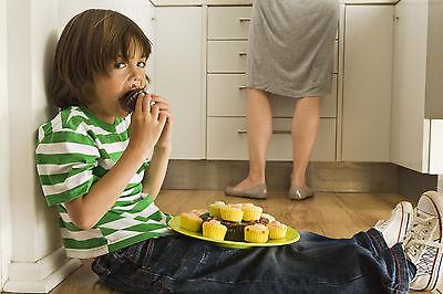 Nach dem ersten Stück Kuchen noch nicht aufhören. (Bild: Thinkstock/ Jupiterimages)
