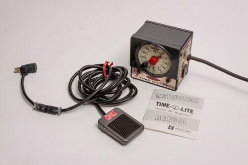 Vintage P-72 Time-O-Lite Master Darkroom Enlarger Timer