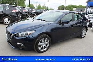 2015 Mazda Mazda3 GX *35,98$/sem*