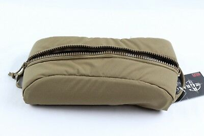 SMG TACTICAL Padded Utility Pouch Large Coyote Tan, # GTGPUP02CT, New