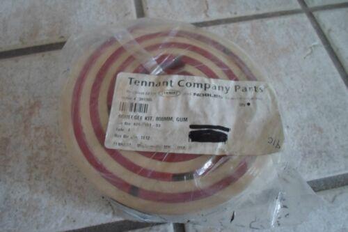 TENNANT OEM TN 391385  SQUEEGEE KIT, 800MM, GUM