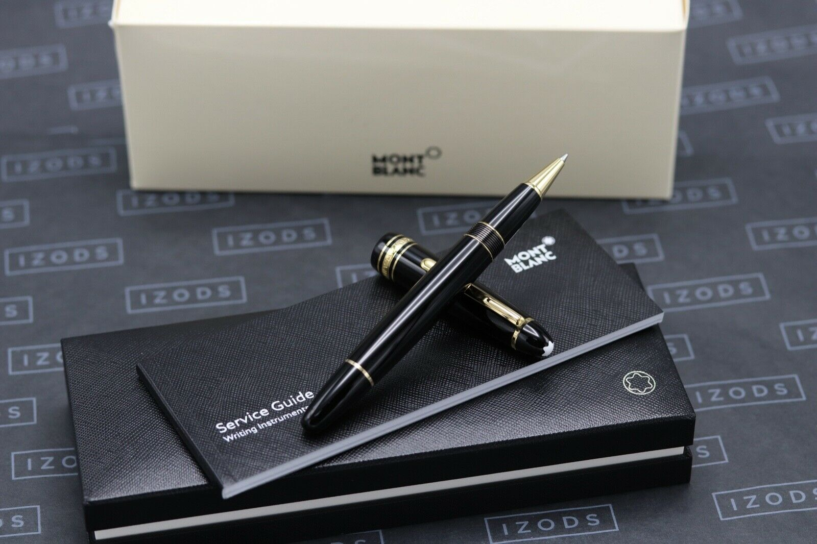Montblanc Meisterstuck 162 LeGrand Gold Rollerball Pen - UNUSED March 2021