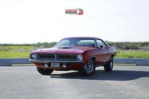1970 Plymouth Barracuda|BIG BLOCK SHAKER