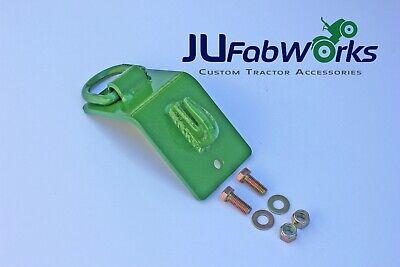 John Deere Compact Tractor Reversible Grab Hooks D Rings 1025r 2032r 3320 2520