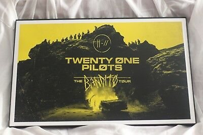 Twenty One Pilots Trench Poster 17X11 Inches