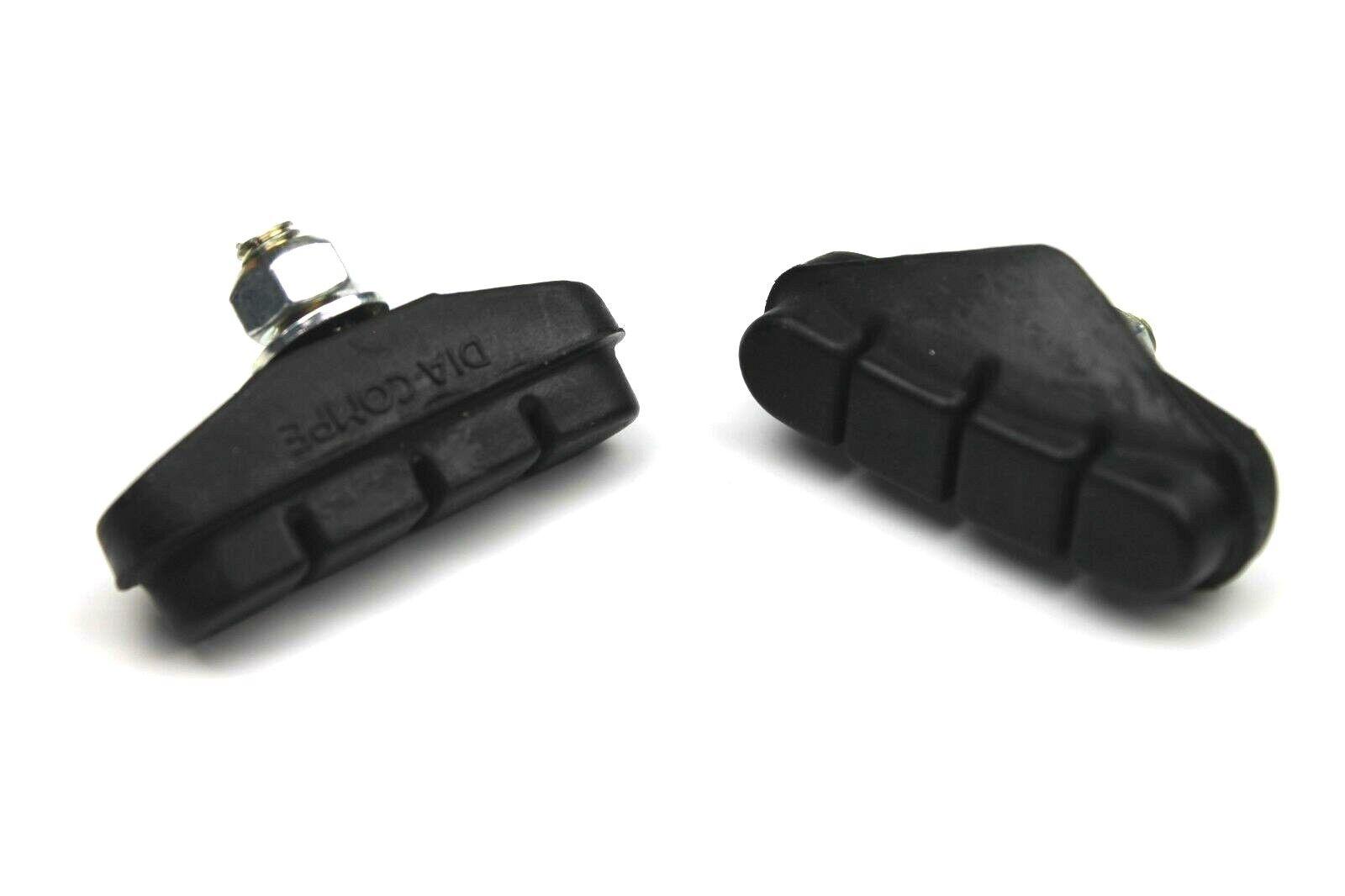 DIA-COMPE 980EX-PAD Brake Pad Black