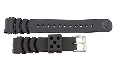 New Replacement Z20 Seiko Rubber Divers Watch Band Strap 20 mm