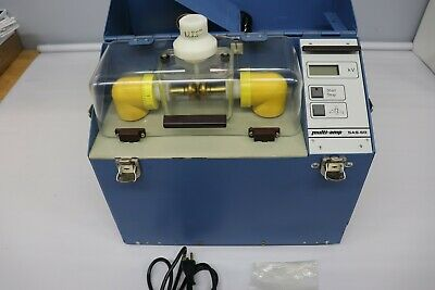 Multi-amp Baur  Hipotronics Oil Dielectric Test Set