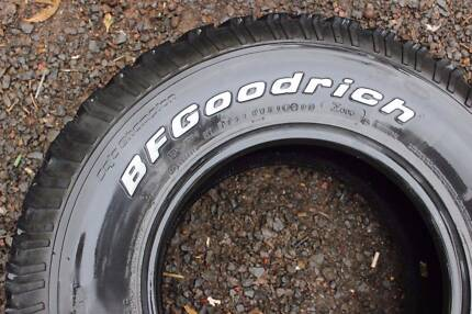 1x BF Goodrich All Terrain 31x10.5R15 KO Tyre 4x4 4wd