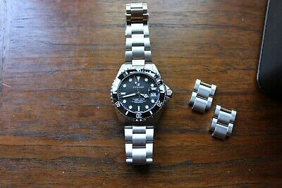 Steinhart Ocean 39 ceramic 300m automatic dive watch
